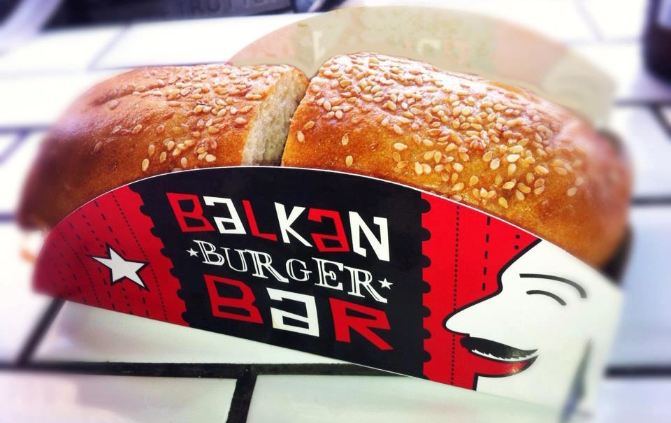 the balkan burger is a serbian creation an ivanovic family recipe ...